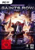 Saints Row 4: Commander in Chief Edition (PC)