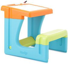 Smoby Activity Schulbank Blau