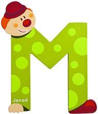 Janod Clown Buchstabe M