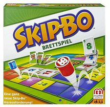 Mattel Skip Bo Brettspiel