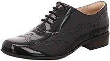 Clarks Hamble Oak black Leather