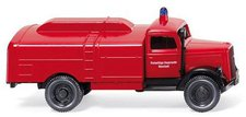 Wiking Opel Blitz Feuerwehr - Kesselwagen (086123)
