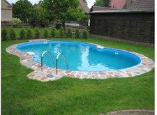 Future Pool Achtformbecken Family 855 x 500 x 120 cm
