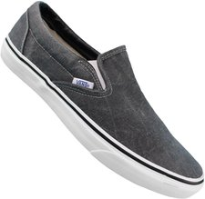 Vans Slip on Lo Pro washed black
