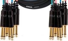 Cordial CML 8-0 PP 5 C Multicore-Kabel (5m)