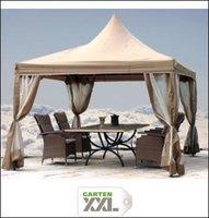 Grasekamp Ersatzdach zu Lounge Pavillon Sahara 3 x 3 m