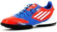 Adidas F10 TRX TF infrared/running white/bright blue