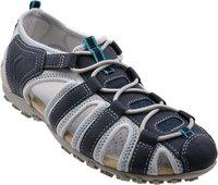 Geox S. Strel Damen Sandale (D7125U) blau