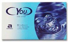 Cyou Daily Lenses -2,25 (90 Stk.)