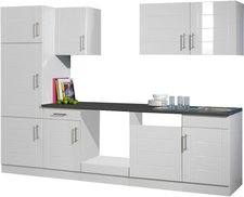 Held Möbel Nevada Küchenzeile (280 cm)