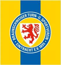 Eintracht Braunschweig Zimmerfahne