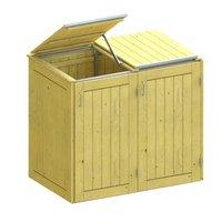 TraumGarten Mülltonnenbox