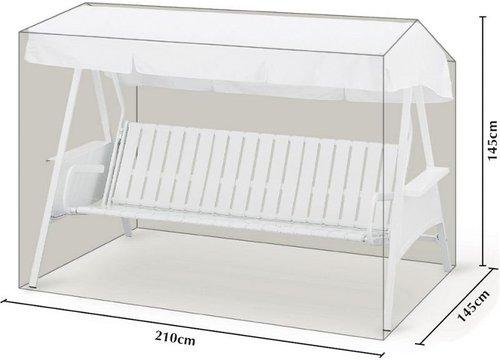 grasekamp schutzh lle f r 3 sitzer preisvergleich ab 26 99. Black Bedroom Furniture Sets. Home Design Ideas