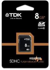 TDK SDHC Class 10