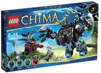 LEGO Legends of Chima - Gorzans Gorilla Striker (70008)