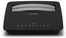 Linksys Dualband N750 WLAN DSL-Modem-Router (X3...