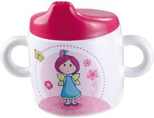 Haba Kinder-Trinklerntasse Blütenelfe Mädchen ( 7679 )