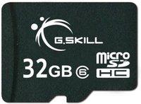 G.Skill microSDHC Class 6