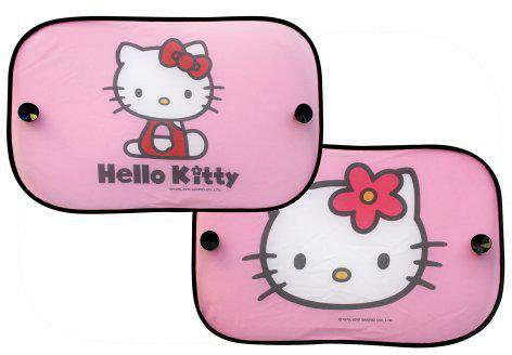 Hello Kitty Fensterbilder