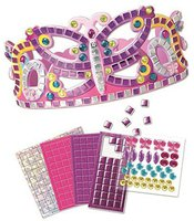 The Orb Factory Sticky Mosaics Diadem Schmetterling
