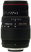 Sigma 70-300mm f4.0-5.6 DG APO Makro
