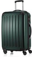 Hauptstadtkoffer 4-Rollen-Hartschalen-Trolley 63 cm waldgrün