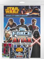 Topps Star Wars Force Attax Serie 4 Starter