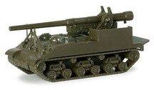 Herpa Panzerkanone M40 US/BW (741163)