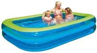 Friedola Jumbo Pool Water Wave 305 x 183 x 50 cm