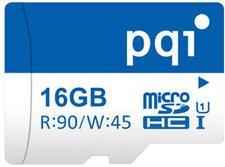 PQI microSDHC 16GB Class 10 (6ARL-016GCR99A-A1)