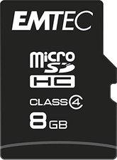 Emtec microSDHC 8GB Class 4 (ECMSDM8GHC4)