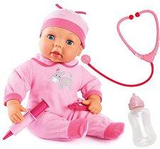 Bayer Design Babypuppe Doktor-Set (93877)