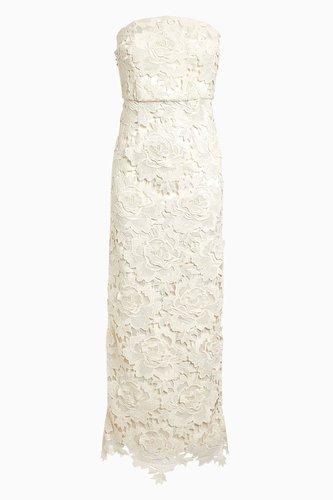Brautkleid trägerlos