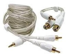 Griffin StereoConnect Cable uncoiled