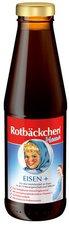 Rabenhorst Rotbäckchen Mama Eisen + Saft (450 ml)
