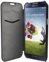 Muvit Flip Folio Schwarz (Samsung Galaxy S4)