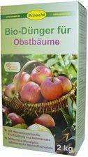 Schacht Bio Dünger für Obstbäume 2 kg