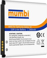 Mumbi Ersatz-Akku für Samsung Galaxy S4
