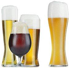 Spiegelau Beer Classics Bierglas Connoisseur 4er-Set
