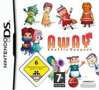 Away Shuffle Dungeon (Nintendo DS)