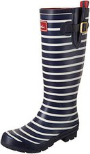 Joules Welly Print navy floral