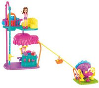 Polly Pocket Wall Party Café