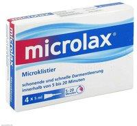 EMRA-MED Microlax Klistiere (4 Stk.)
