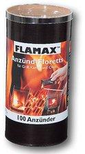 Flamax Anzündfloretts 100 Stk.