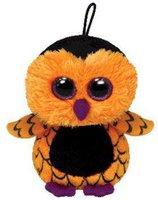 TY Beanie Boos - Halloween Eule Ozzie 8,5 cm
