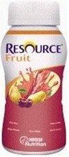 Nestle Resource Fruit Birne-Kirsche (4 x 200ml)