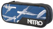 Nitro Pencil Case Smear Midnight