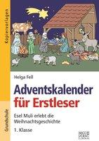 Brigg Verlag Adventskalender für Erstleser