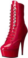 Pleaser Delight 1020 rot lack