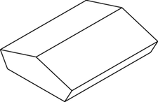 Osmo Forsdal Pfostenkappe BxTxH: 12,5 x 15 x 4,5 cm